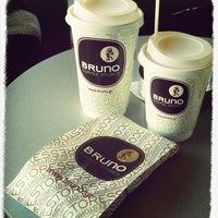 Photo taken at Bruno Coffee Stores by Notis M. on 12/16/2013