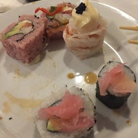 Photo taken at Blowfish Restaurant by Miguel D. on 5/1/2017