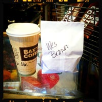 Photo taken at Baxter's Coffee by Wes B. on 12/29/2012