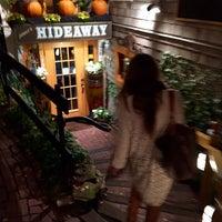 Photo taken at Jimmy's Hideway by Kassandra F. on 10/12/2014