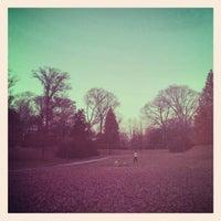 Photo taken at Rushton Park by Jenni L. O. on 12/2/2012