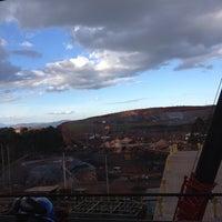 Photo taken at Projeto Vargem Grande Itabiritos by Fabio A. on 1/30/2014
