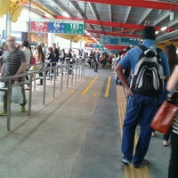 Photo taken at Jurong East Temporary Bus Interchange by MFA on 7/5/2013