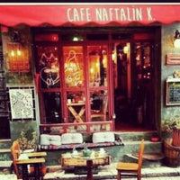 Foto tirada no(a) Cafe Naftalin K. por 💜mişey💜 em 4/24/2016