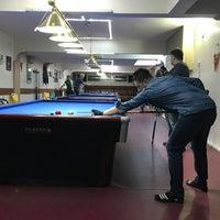Photo taken at Şampiyon Bilardo & İnternet Cafe by Hamza Y. on 12/22/2017