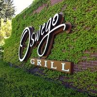 Das Foto wurde bei Oswego Grill von David S. am 5/2/2013 aufgenommen