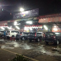 Photo taken at Suranta Jaya Car Wash by Christy B. on 1/6/2015