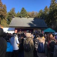 Photo taken at 乃木神社 by Yuki K. on 1/1/2016