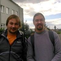 Photo taken at Griesheim by Юрка Л. on 9/23/2015