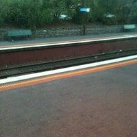 Photo taken at Prahran Station by Michelle S. on 11/13/2012