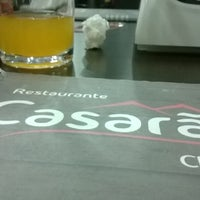 Photo taken at Restaurante e Choperia Casarão by Mauricio W. on 12/20/2013