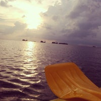 Photo taken at Blue Marine by Kittipong C. on 11/6/2013