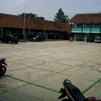 Photo taken at SMPN 1 Warungkondang by erdy m. on 4/27/2013