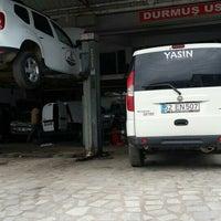 Photo taken at V.İ.P Service Durmuş Usta by Engin Ş. on 10/9/2015