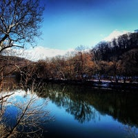 Photo taken at Schuylkill River Trail - Spring Mill by Scott H. on 12/24/2013
