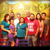 Photo taken at Pancho's Mexican Buffet by Angela on 6/28/2014