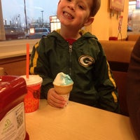Photo taken at A & W by Leah H. on 4/12/2014