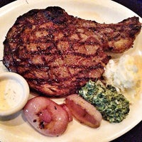 Photo taken at Ray's The Steaks by Alan K. on 8/27/2013