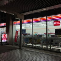 Photo taken at サークルK 徳島駅前店 by じょーじあ on 5/28/2017