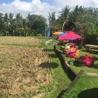 Photo taken at Ubud Padi Villa by Tiff L. on 6/14/2017