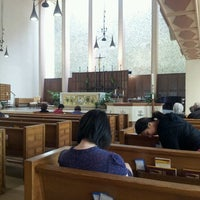 Photo taken at St. Paul The Apostle by May N. on 1/19/2014