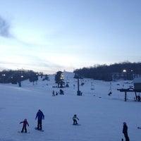 Photo taken at Alpine Valley Ski Area by Airanthi W. on 1/30/2016