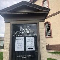 รูปภาพถ่ายที่ Touro Synagogue โดย Airanthi W. เมื่อ 6/14/2018