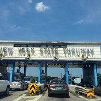Photo taken at New England Thruway Toll Plaza by Airanthi W. on 7/4/2016