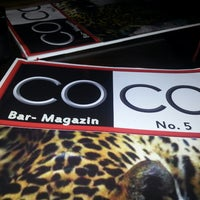 Photo taken at CoCo Bar by Christoph G. on 3/14/2013