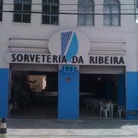 Foto tomada en Sorveteria da Ribeira por Juliana M. el 11/20/2012
