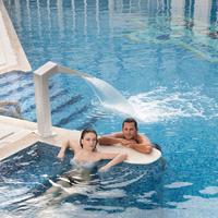 Photo taken at Oruçoğlu Thermal Resort by Oruçoğlu Thermal Resort on 10/28/2014