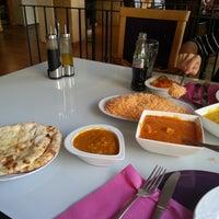 Photo taken at Sarita Indian Resturante by Juan S. on 11/1/2013