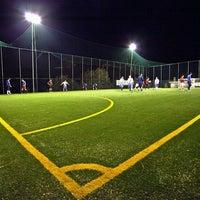 """Foto scattata a Campo di Calcio a 5 """"Innocenzo III"""" da Vis Gavignano C. il 12/10/2013"""