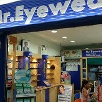 Photo taken at Mr. Eyewear by Ck G. on 1/11/2014