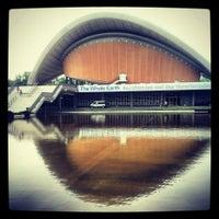 Das Foto wurde bei Haus der Kulturen der Welt von Bulettenpaule am 5/10/2013 aufgenommen