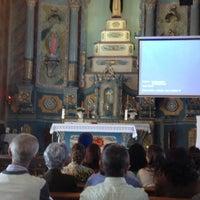 Photo taken at Igreja Matriz São Vicente Férrer by Carolina G. on 7/7/2013