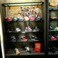 Photo taken at New Balance by Calvin T. on 10/19/2012