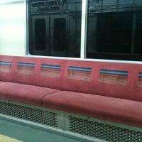 Photo taken at KRL Commuter Line Depok - Tanah Abang 7.10 by Henricus P. on 1/26/2013