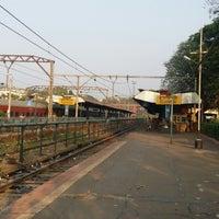 Photo taken at Igatpuri Railway Station by Mahhesh B. on 10/14/2014