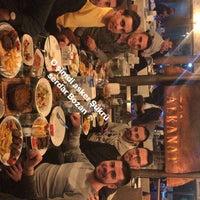 Das Foto wurde bei Alkanat Restaurant von Salih Ö. am 1/20/2018 aufgenommen