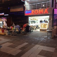 Photo taken at Grand Roma Dondurmacı by Nafiz K. on 10/26/2015