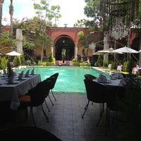 Photo taken at Restaurante Hacienda Laborcilla by Bettina C. on 6/25/2013