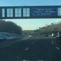 Photo taken at Garden State Parkway by Felipe S. on 3/13/2017