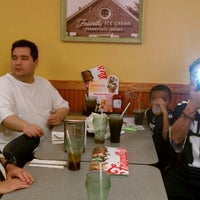 Photo taken at Friendly's by Crystal M. on 10/1/2012