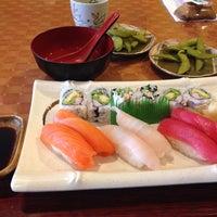 Foto tomada en Takei Sushi por Takayuki U. el 4/8/2014