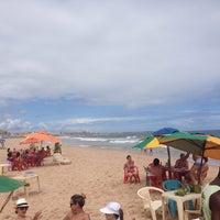 Photo taken at Praia Do Costa Azul by Weimar C. on 1/7/2014
