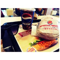 Photo taken at Burger King by Ксения Б. on 8/25/2014