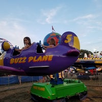Photo taken at Fair Haven Fireman's Fair by Laurie W. on 8/30/2016