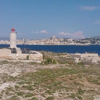 Photo taken at Marseille en Face by Bronek I. on 8/4/2014