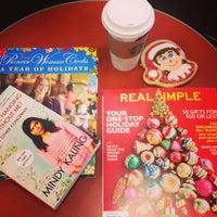 Photo taken at Barnes & Noble by Poppy on 12/10/2013